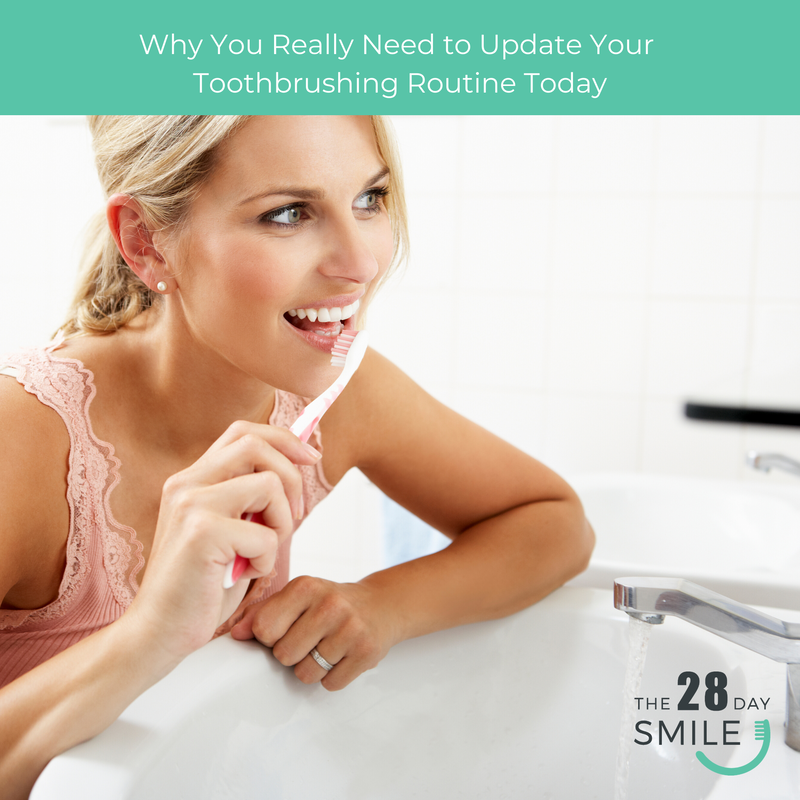 Improve your toothbrushing routine